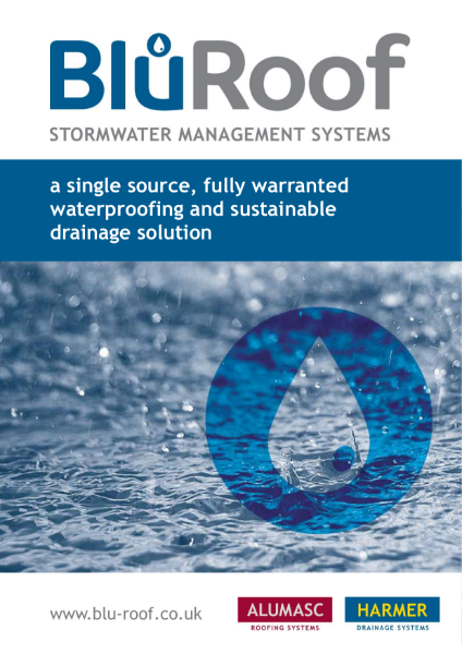 Blueroof Stormwater Management System