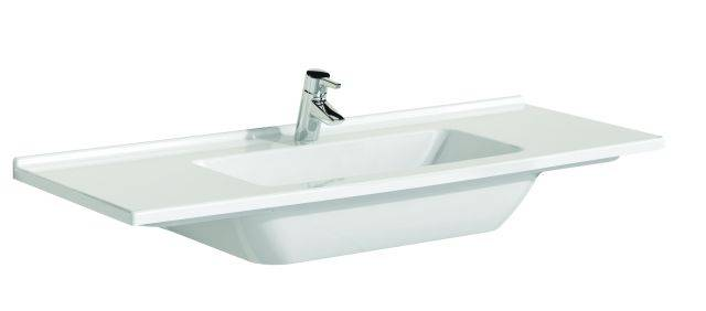 VitrA S50 Vanity Basin, 120 cm, 5480