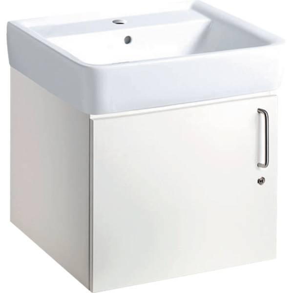 Bambini set of washbasin with cabinet