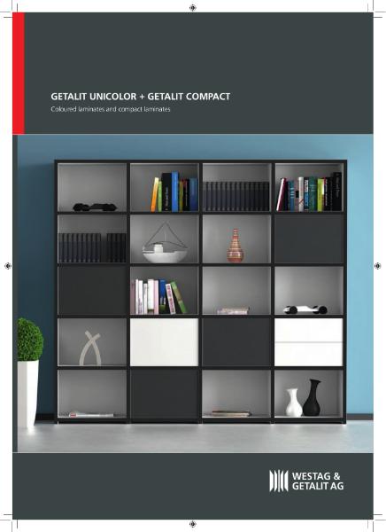 Unicolour Laminates & Compact Sheet Materials