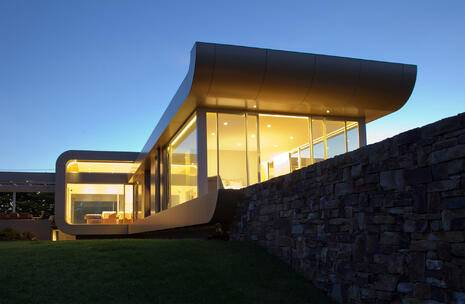 Form Meets Function - Space House, NSW