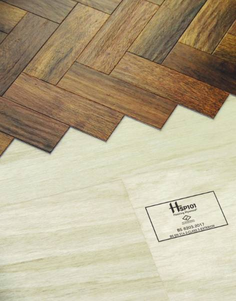 SP101 Flooring Plywood® - Absolute Assurance of Quality & Performance