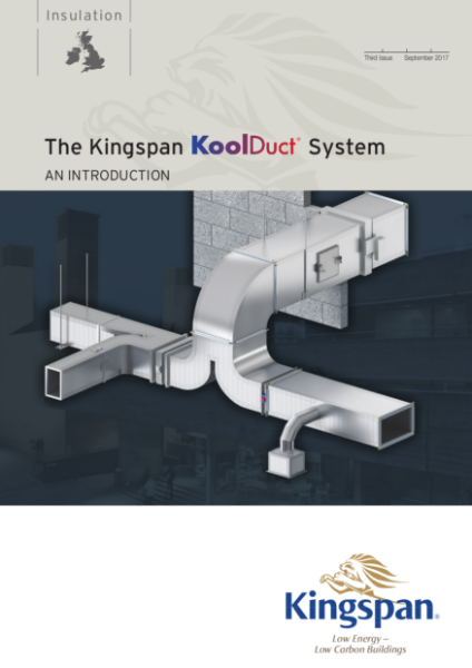 The Kingspan KoolDuct System: An Introduction