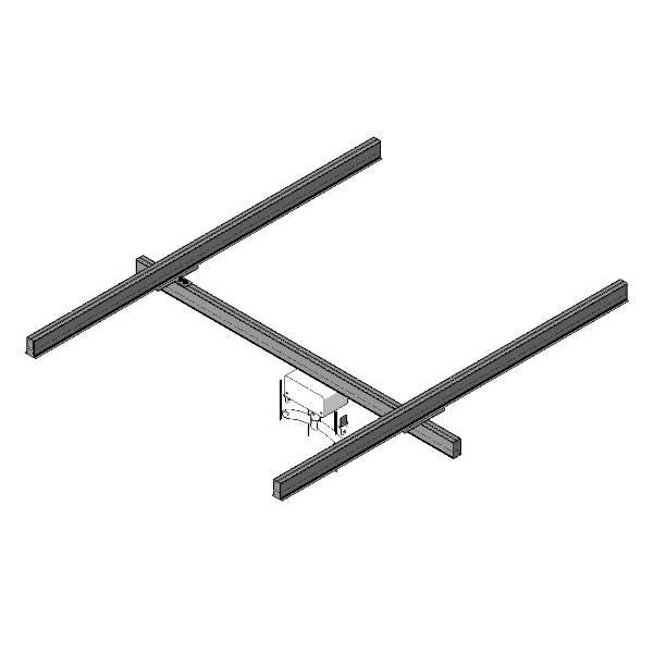 Ceiling Track Hoist - System Type G Flush