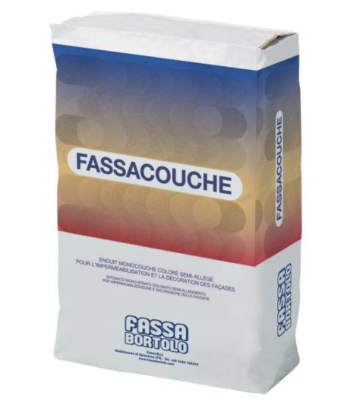 Fassacouche Through Colour Render