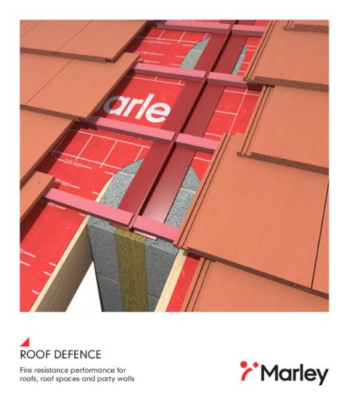 Roof Defence Fire Barrier Brochure