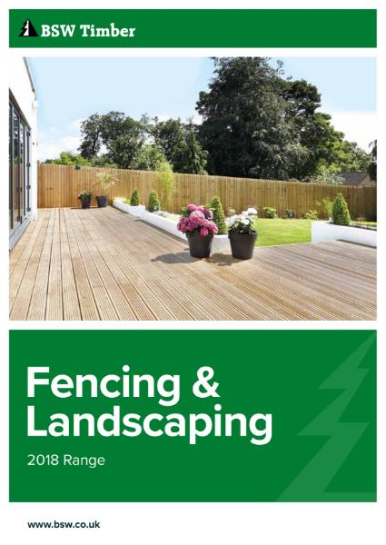 Fencing & Landscaping Brochure