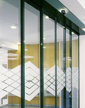 TST Automatic Telescoping Sliding Doors