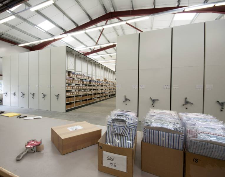 Bruynzeel Retail storage: Ede & Ravenscroft