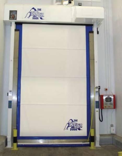 Eiger High Speed Freezer Door
