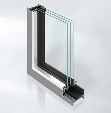Steel Heritage window system - Janisol Arte 66
