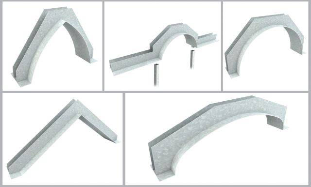 Specials and Sun Lounge Lintels