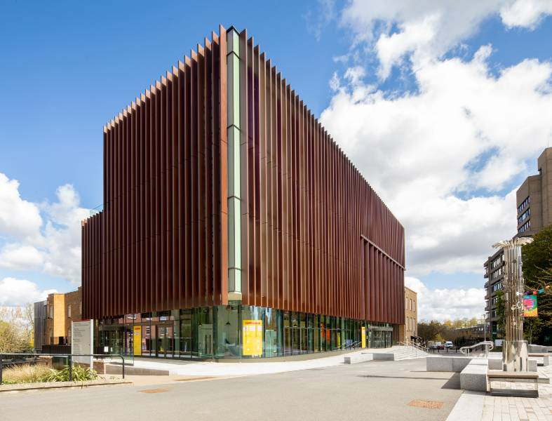 Percy Gee Building, University of Leicester