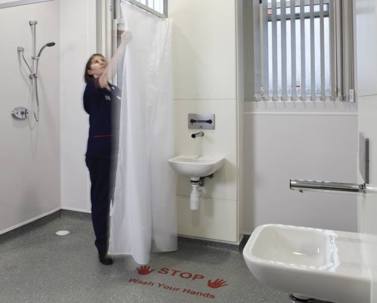 Birmingham City Hospital - Rada the right medicine for infection control
