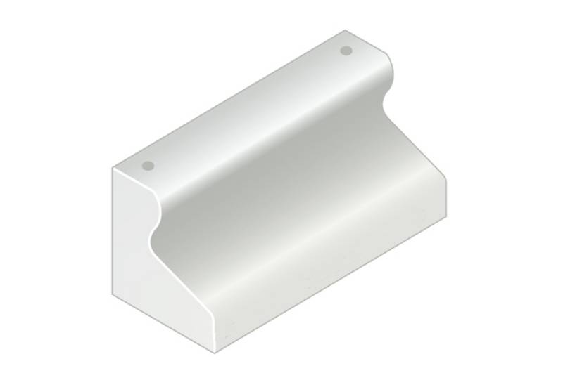 Trief® GST2A Standard Kerb - 914 mm with dowel holes