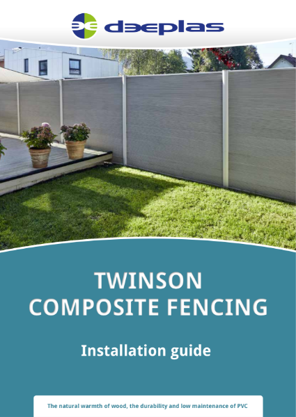 Twinson Composite Fencing Installation Guide