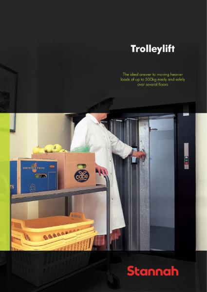 Stannah Trolleylift Service Lift