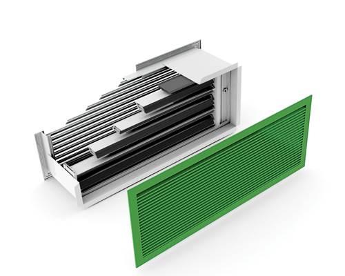 Passivent Wall Aircool Ventilator - Standard/Thermal/Acoustic versions