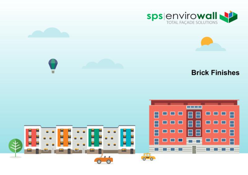 SPSenvirowall Brick Finishes Brochure