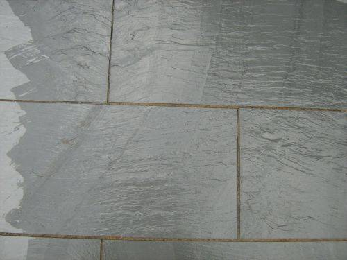 Slate Paving Cwt-Y-Bugail Natural Slate