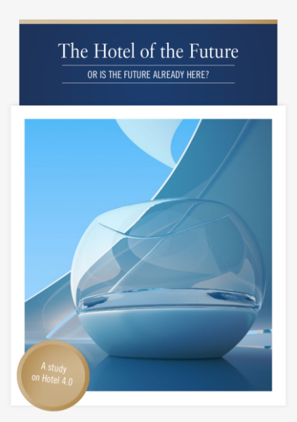 The Hotel of The Future Brochure