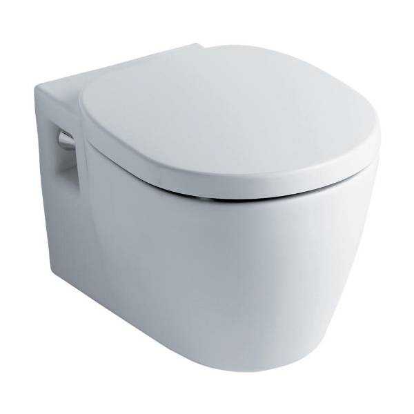 Concept Wall Mounted WC Suite