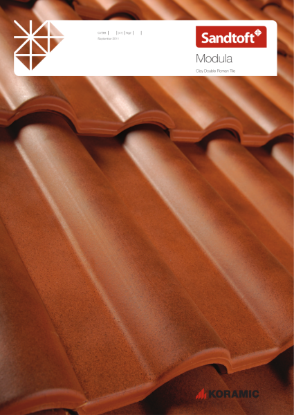 Modula clay double roman