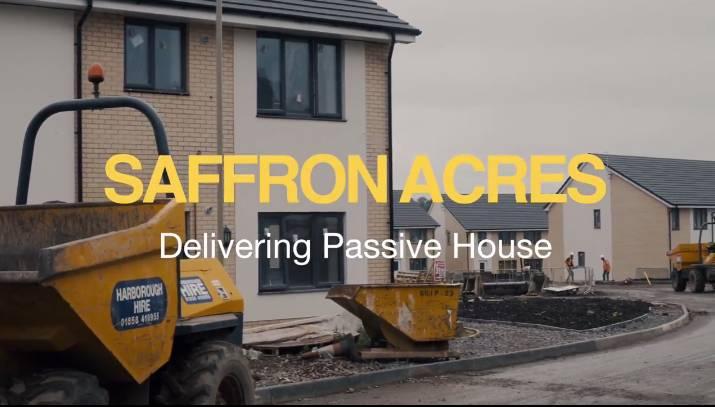 Saffron Acres Affordable Passive House Development