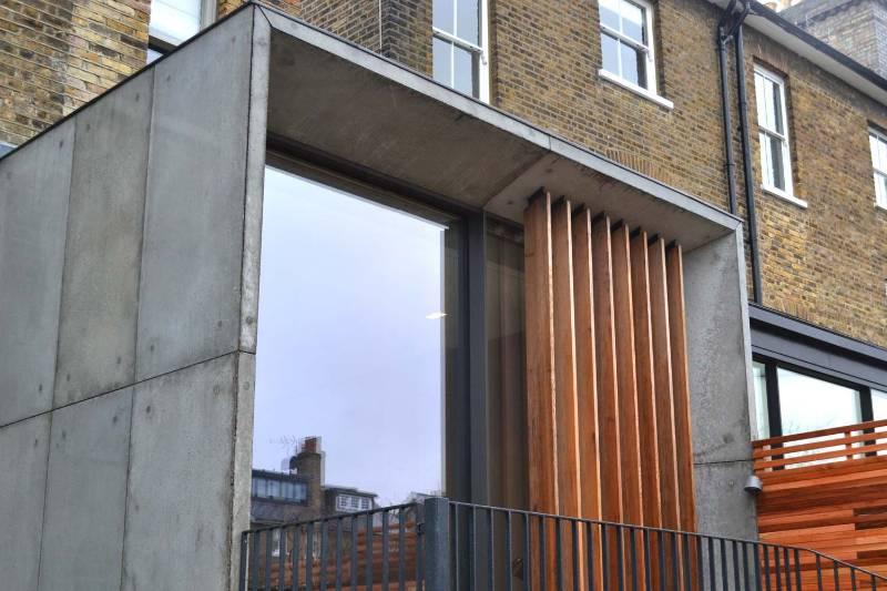 Gap Cladding Panels Installation