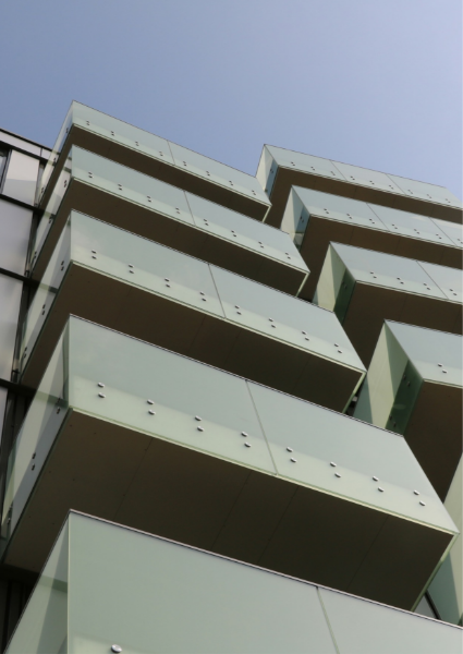 Introduction to Glide-On Balconies
