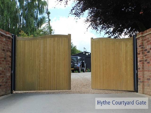 Standard Courtyard Gates