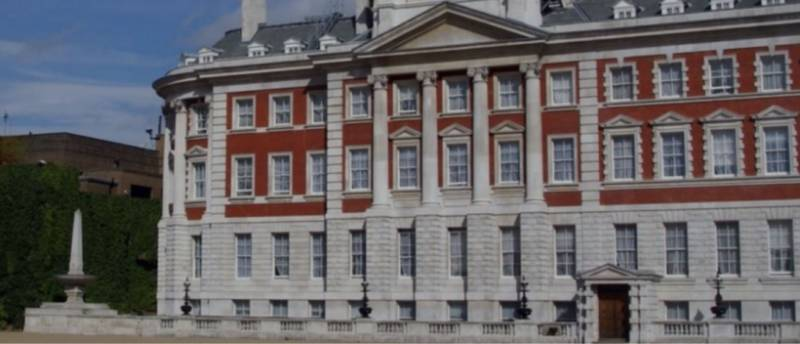 LiteFlo® Lightweight Screed for Pier Contractors Ltd in Old Admiralty Building London