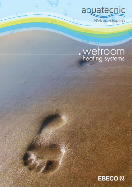 Aquatecnic Wetroom Heating Systems