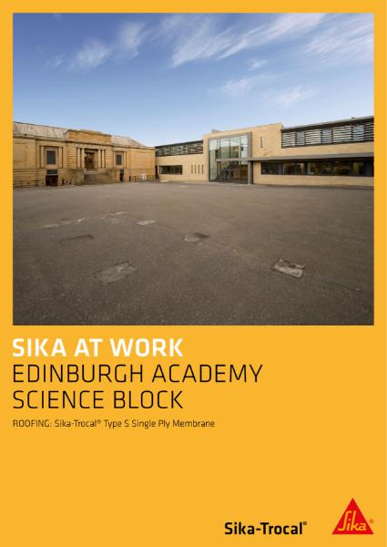 Edinburgh Academy Science Block