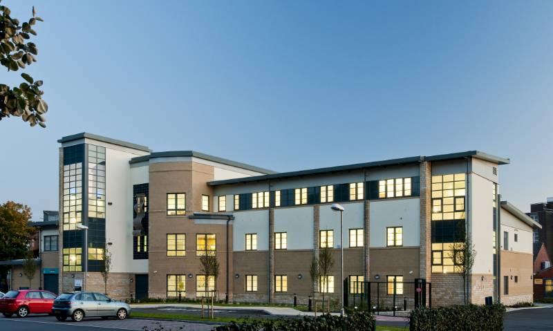 Heckmondwike Health Centre - West Yorkshire