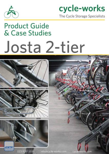 Josta 2-tier Cycle Racks
