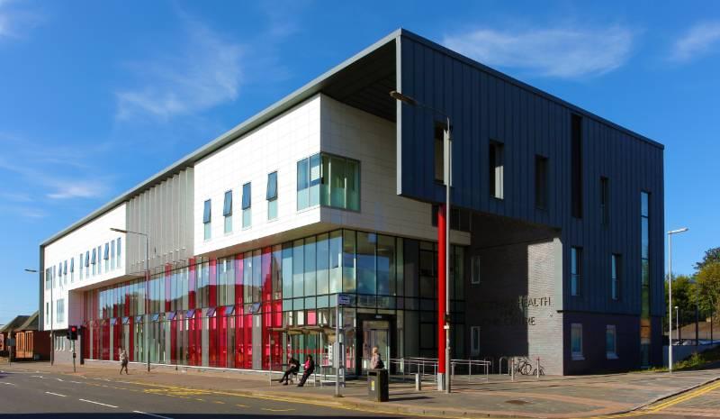 Saracen Street Health Centre, Glasgow