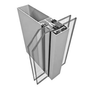 System 17 High-Rise Curtain Walling