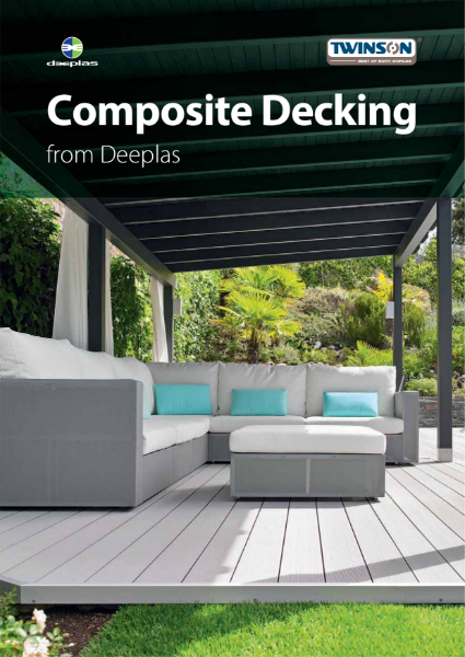 Twinson Composite Decking Product Brochure