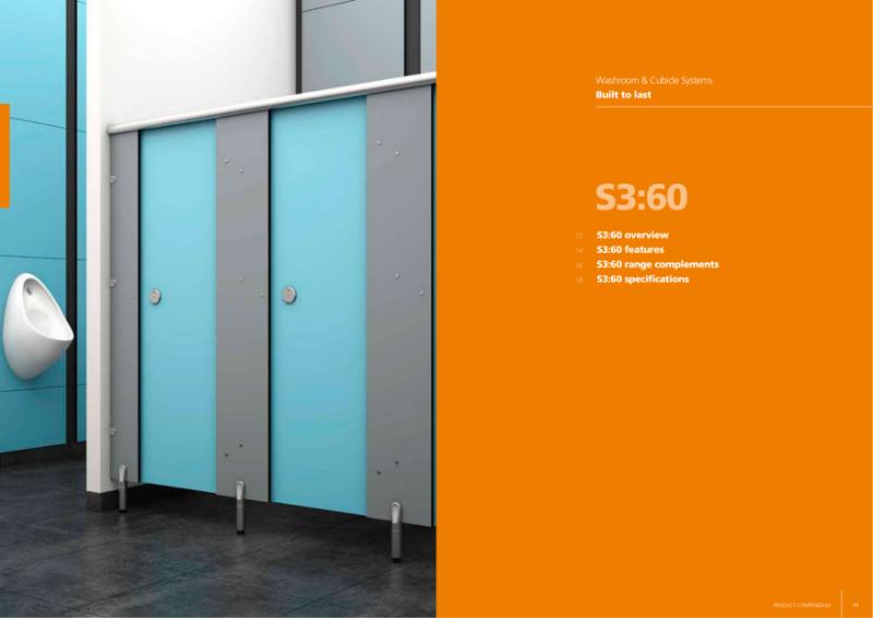 Trovex S3:60 Washrooms