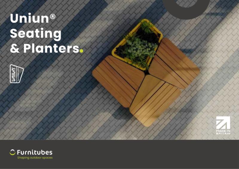 Uniun Seating & Planters