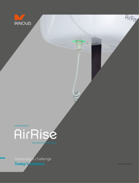 AirRise Patient Hoist Brochure