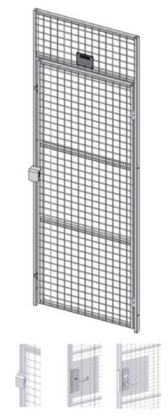Cetus Medium - Door Single