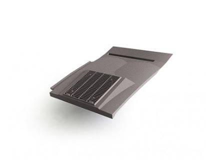 Glidevale Protect Universal In-line® Interlocking Plain Tile Ventilator