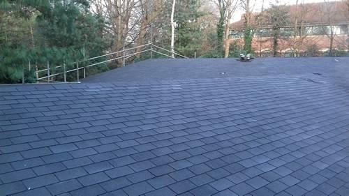 Weybridge Gym Roof