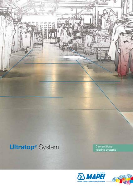 Ultratop® System Brochure