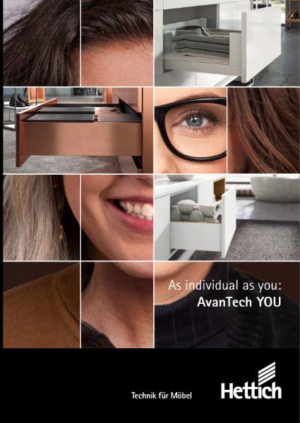 Product Catalogue - As individual as you: AvanTech YOU