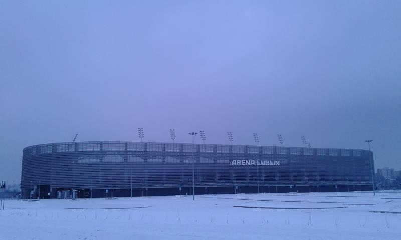 Lublin Arena, Poland