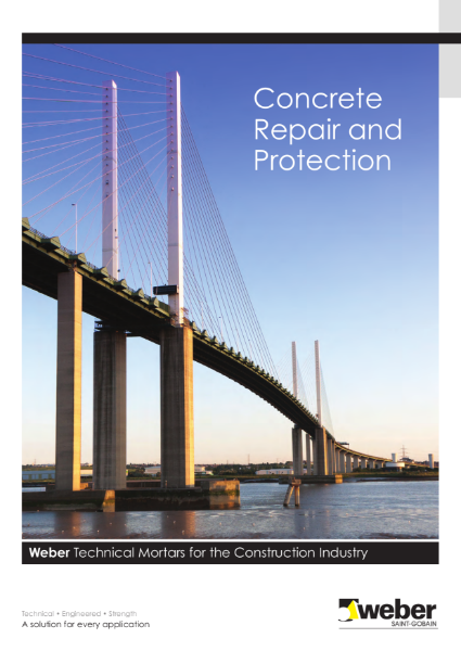 Weber Concrete Repair and Protection