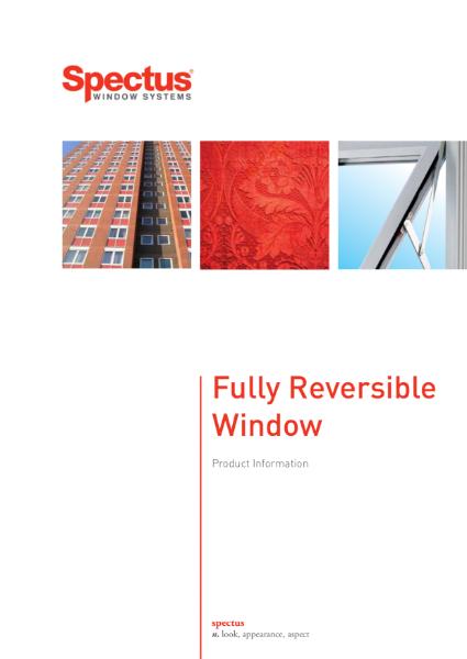 Fully Reversible Window